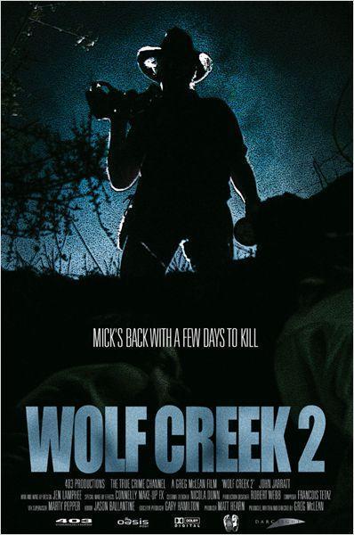 [Direct-to-Video] Wolf Creek 2, poussif et raciste, on s'ennuie ferme en Australie !