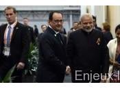 Inde :Tournée européenne Narendra Modi