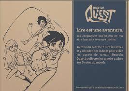 Beneylu Quest, mallette de lecture pour les aventuriers de la lecture