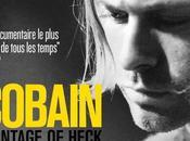 Cobain Montage Heck documentaire événement cinéma lundi mai!