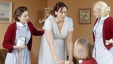 call the midwife la série