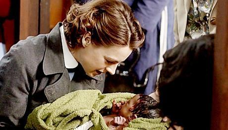 call the midwife la série