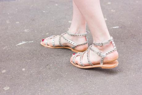 sandales balmain