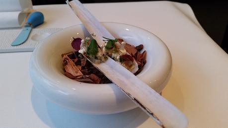 Couteaux, champignons japonnais, etc.
