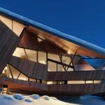 ARCHI : The Steep Chalet