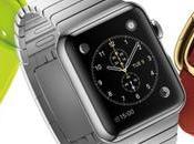 L'Apple Watch présentée disponible précommande