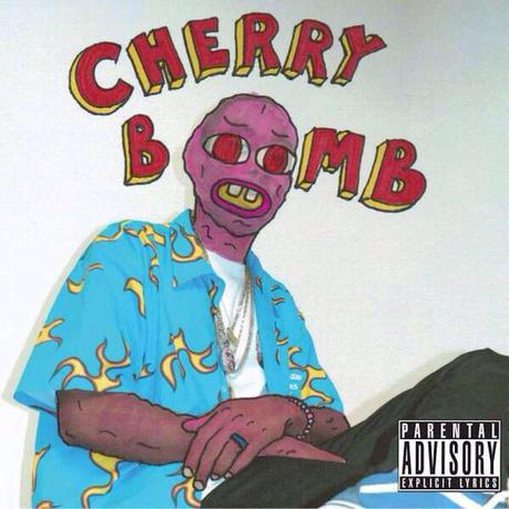 Rap U.S. nouvel album Tyler The Creator «Cherry Bomb»
