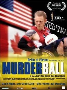 Murderball cover