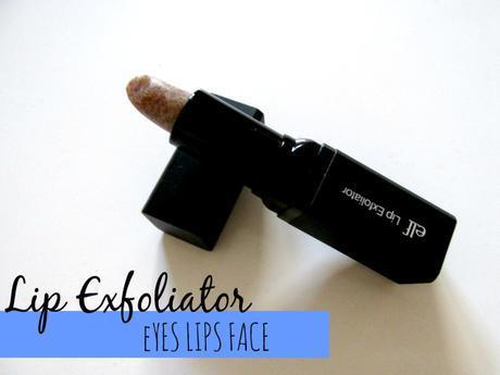 lip exfoliator elf
