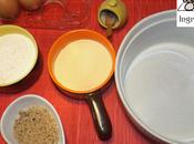Menu Noisette Carbonara trois spaghettis, sauce vanille-noisette
