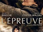 Cinéma L'épreuve, l'affiche bande annonce