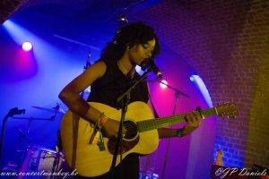 Denai Moore - Witloof Bar du Botanique- Bruxelles, le 13 avril 2015