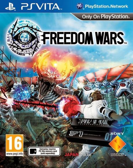 Mon jeu du moment: Freedom Wars