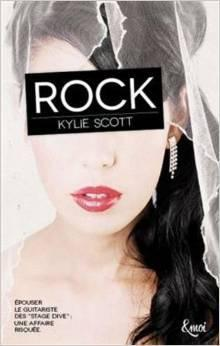 Stage Dive T.1 : Rock - Kylie Scott