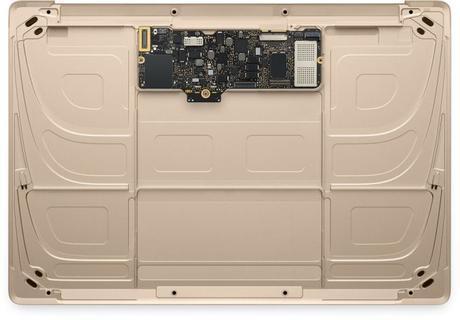 Nouveau MacBook 2015: prise en main par Anandtech