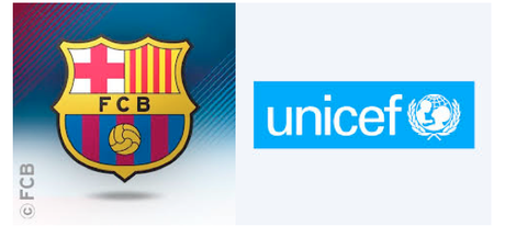 FcBarcelone-Unicef-Sportandbiz