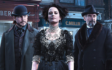 Penny Dreadful : Le plein de photos promo pour la saison 2 !