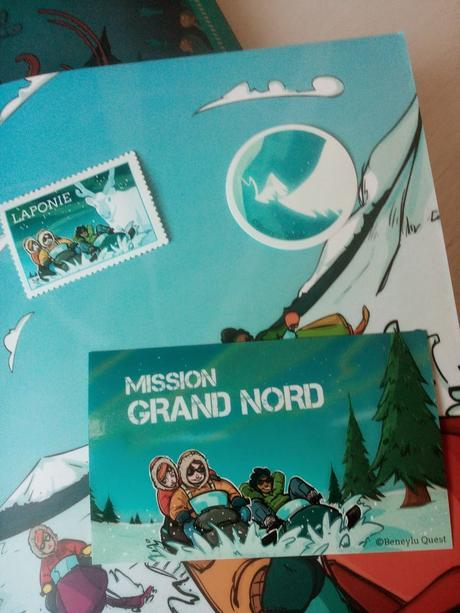 BENEYLU QUEST - Mission Grand Nord