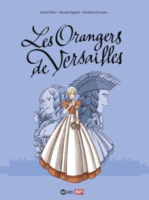 Les orangers de Versailles - BD