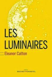 """""""Les luminaires"""" d'Eleanor Catton"""