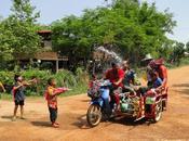 Thaïlande Songkran 2015 l'alcool volant [HD]