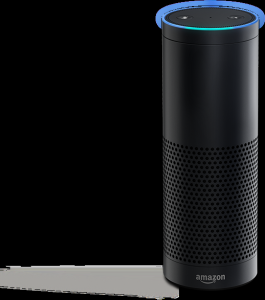 Echo, l'assistant domestique connecté d'Amazon