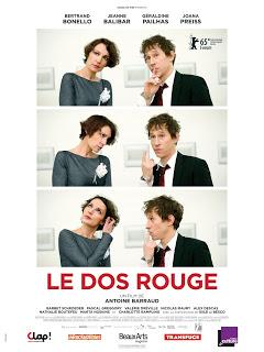 Le Dos Rouge - poster