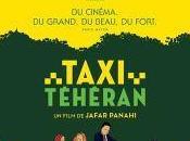 Taxi Téhéran cinéma pour chauffeur