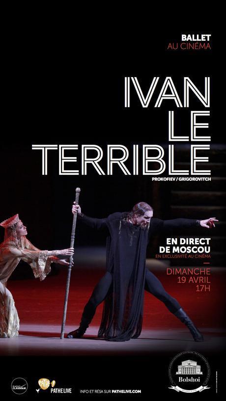 Ivan le Terrible, au Théâtre du Bolchoï, un prince en clair-obscur