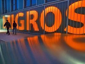 Le géant orange