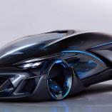 Chevrolet FNR: bienvenu dans le future!