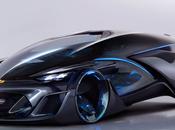 Chevrolet FNR: bienvenu dans future!