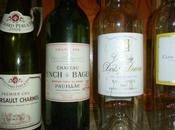 barsac sauternes, Meursault Lynch Bages... Foie gras, pigeon sabayon