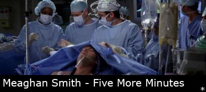 Music Grey's Anatomy 4x13