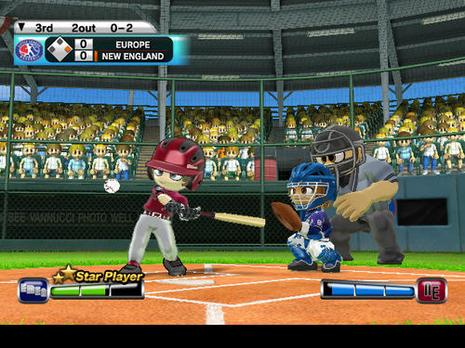 Little League World Series 2008: nouveaux screens