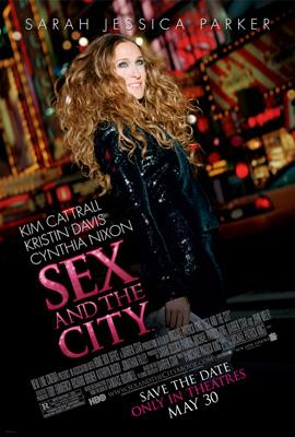Sarah Jessica Parker stars in New Line Cinema's Sex and the City