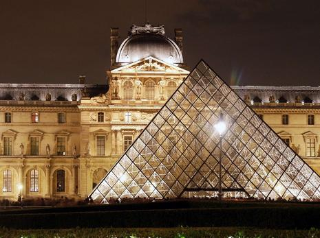 Un Apple Store au Louvre