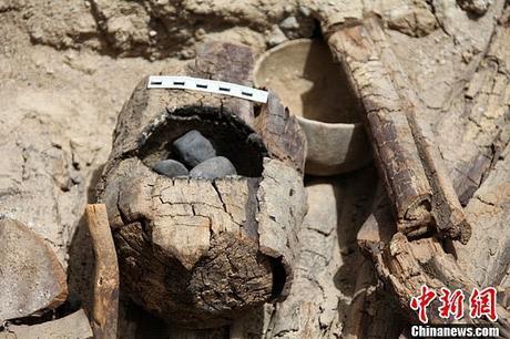 Des fouilles redéfinissent l'origine du Zoroastrianisme en Chine