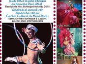 Festival Burlesque Nouméa c'est parti