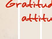 gratitude attitude pour cultiver reconnaissance