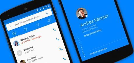 Facebook dévoile « Hello », son application de téléphonie pour Android