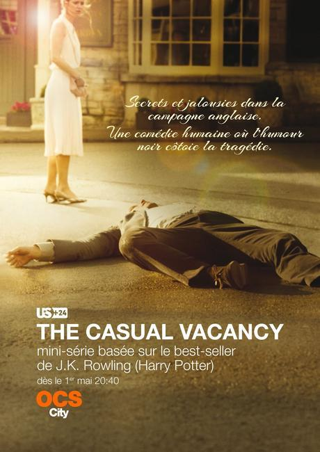 The Casual Vacancy - poster