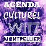 Agenda culturel de Witz Montpellier : Du lundi 13 avril au dimanche 19 avril