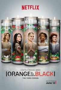 Un poster innocent pour la saison 3 d'Orange is the New Black