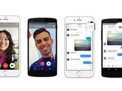 Facebook ajoute appels vidéo dans Messenger iPhone