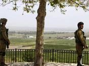 Syrie Combats entre alliés d'al-Nosra partisans l'État Islamique Golan