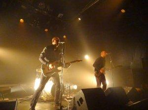 The Blind Shake (US) + The Scrap Dealers + Stoompers au Magasin4 - Bruxelles, le 28 avril 2015