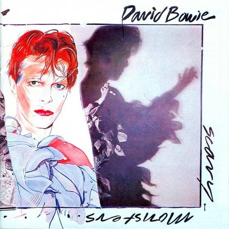 David Bowie-Scary Monsters-1980