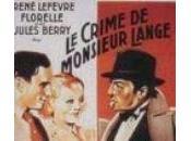 crime Monsieur Lange