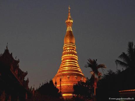 55-Circuit au Myanmar (Birmanie) ''Pagodes et Feuilles d'or'' avec le Club Med Découverte.